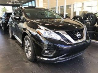 Used 2015 Nissan Murano SL AWD, PANORAMA SUNROOF, POWER HEATED LEATHER SEATS, NAVI for sale in Edmonton, AB