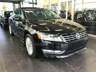 Used 2014 Volkswagen Passat Trendline, ACCIDENT FREE, HEATED SEATS, BLUETOOTH, CRUISE CONTROL for sale in Edmonton, AB
