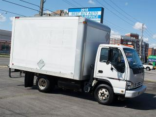 Used 2007 GMC W4500 BOX TRUCK|3 PASSENGERS for sale in Toronto, ON