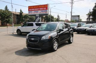Used 2013 Chevrolet Trax LT for sale in Toronto, ON