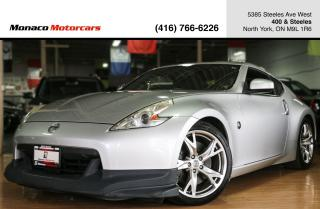 Used 2009 Nissan 370Z Touring - NAVIGATION|BOSE|LEATHER|PUSH START for sale in North York, ON