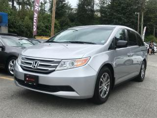 Used 2011 Honda Odyssey EX for sale in Coquitlam, BC