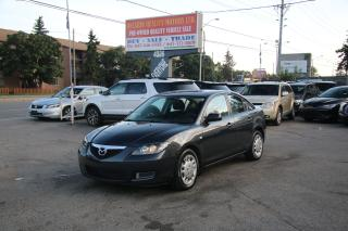 Used 2007 Mazda MAZDA3 GS for sale in Toronto, ON