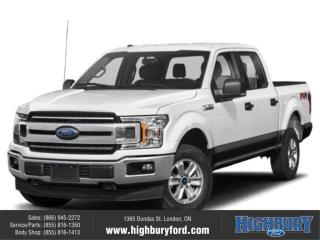 New 2019 Ford F-150 XLT for sale in London, ON