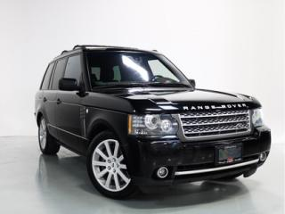 Used 2010 Land Rover Range Rover SC   FULL SIZE   CAM   SUNROOF for sale in Vaughan, ON