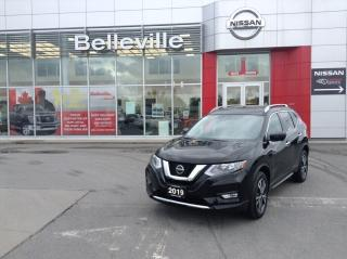 Used 2019 Nissan Rogue SV awd moonroof and technology package for sale in Belleville, ON