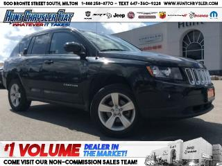 Used 2014 Jeep Compass NORTH | 4X4 | 2.4L | SIRIUS | AUTO!!! for sale in Milton, ON