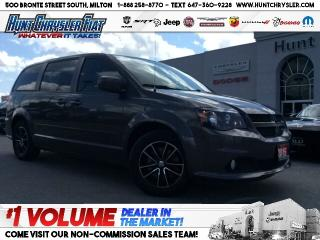Used 2015 Dodge Grand Caravan R/T | TOW | DUAL DVD | NAV | LOADED!!! for sale in Milton, ON