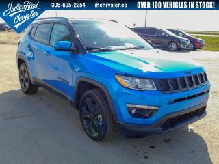 Used 2020 Jeep Compass North 4x4 | Remote Start | Heated Seats for sale in Indian Head, SK