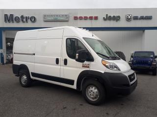 New 2019 RAM 2500 ProMaster High Roof 136 in. WB for sale in Ottawa, ON