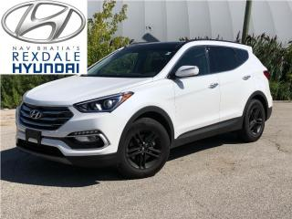 Used 2018 Hyundai Santa Fe Sport 2018 Hyundai Santa Fe Sport - 2.4L SE AWD for sale in Toronto, ON