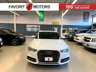 Used 2016 Audi A6 Progressiv **CERTIFIED!** |NAV|LEATHER|SUNROOF|+++ for sale in North York, ON