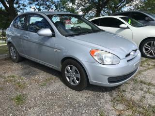 Used 2009 Hyundai Accent 3Dr GL at for sale in Kitchener, ON