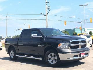 Used 2016 RAM 1500 SXT*4X4*Crew*Trailer Brake Control & Mirror for sale in Mississauga, ON