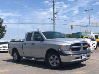 Used 2017 RAM 1500 SXT**4X4**V6**5.0 Touchscreen** for sale in Mississauga, ON