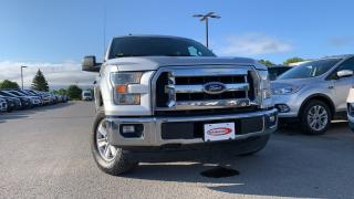 Used 2015 Ford F-150 XLT 5.0L V8 BLUETOOTH for sale in Midland, ON