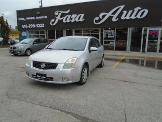 Used 2009 Nissan Sentra AUTOMATIC , 2.0 for sale in Scarborough, ON