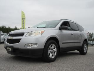Used 2009 Chevrolet Traverse AWD LS/ 7 PASSENGER for sale in Newmarket, ON