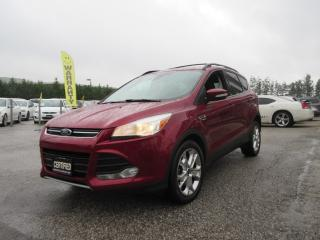 Used 2013 Ford Escape 4WD 4DR SEL for sale in Newmarket, ON