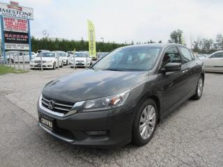 Used 2014 Honda Accord Sedan EX-L / ACCIDENT FREE for sale in Newmarket, ON