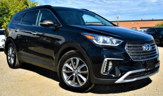 Used 2018 Hyundai Santa Fe XL AWD|WARRANTY|LEATHER|PANO ROOF|3-ZONE CLIMATE CONTROL for sale in Brampton, ON