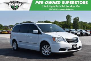 Used 2014 Chrysler Town & Country Rare Find, Well Maintained, Trailer Hitch, Blu-ray for sale in London, ON
