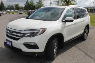 Used 2018 Honda Pilot EX-L NAVI for sale in Carleton Place, ON