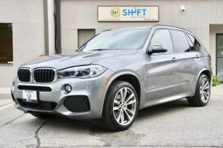Used 2017 BMW X5 xDrive35d M SPORT PKG, DIESEL, PREMIUM PKG, NAVIGATION for sale in Burlington, ON
