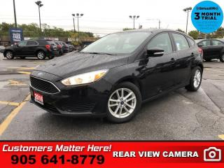 Used 2016 Ford Focus SE  B/U CAMERA BLUETOOTH ALLOYS AUTO for sale in St. Catharines, ON