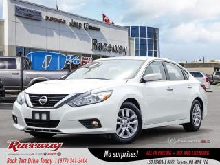 Used 2018 Nissan Altima 2.5 S for sale in Etobicoke, ON