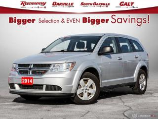 Used 2014 Dodge Journey SE Plus, New Brake Pads. Certified for sale in Etobicoke, ON