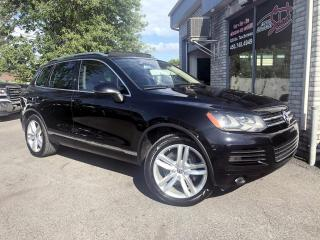 Used 2013 Volkswagen Touareg TDI 4 portes Execline for sale in Longueuil, QC