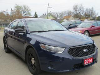 Used 2014 Ford Taurus AWD POLICE INTERCEPTOR for sale in Scarborough, ON