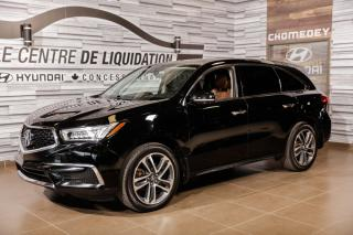 Used 2017 Acura MDX NAV PACK+AWD+CUIR+MAGS for sale in Laval, QC