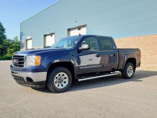 Used 2009 GMC Sierra 1500 4 RM, Cabine multiplaces 143,5 po, WT for sale in St-Eustache, QC