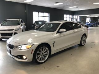 Used 2014 BMW 4 Series 435I XDRIVE*INDIVIDUAL PACKAGE*NO ACCIDENTS*CERTIF for sale in North York, ON