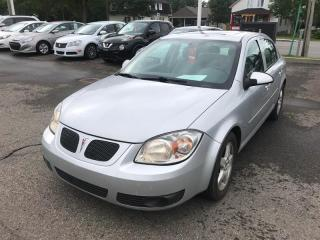 Used 2008 Pontiac G5 PREMIUM for sale in Québec, QC