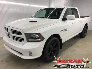 Used 2013 RAM 1500 Sport 4x4 V8 Hemi Cuir/Tissus Audio Alpine MAGS *Impeccable* for sale in Shawinigan, QC