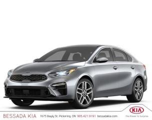 Used 2020 Kia Forte Sedan EX Premium IVT for sale in Pickering, ON