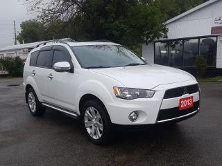 Used 2013 Mitsubishi Outlander XLS for sale in Barrie, ON