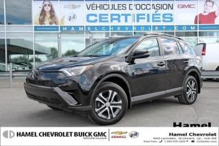 Used 2017 Toyota RAV4 LE for sale in St-Léonard, QC