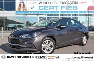 Used 2016 Chevrolet Cruze LT for sale in St-Léonard, QC