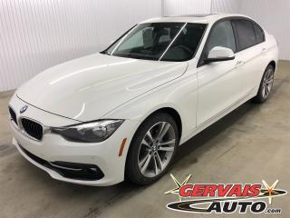 Used 2016 BMW 3 Series 320i xDrive Sport Cuir Toit Ouvrant MAGS *Bas Kilométrage* for sale in Shawinigan, QC