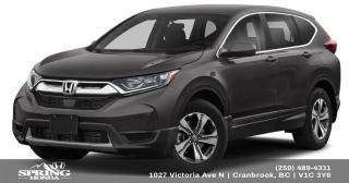New 2019 Honda CR-V LX for sale in Cranbrook, BC