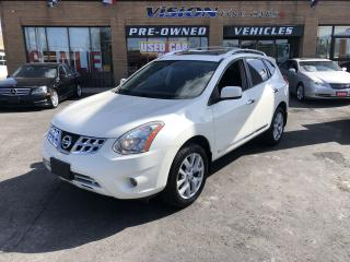 Used 2013 Nissan Rogue 2013 Nissan Rogue - AWD 4dr SV for sale in North York, ON