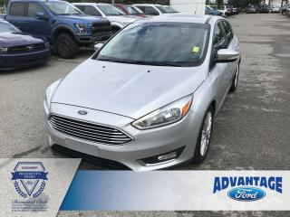 Used 2015 Ford Focus Titanium Clean Carfax - One Owner for sale in Calgary, AB