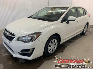 Used 2015 Subaru Impreza AWD Hatchback Caméra de recul Bluetooth for sale in Trois-Rivières, QC