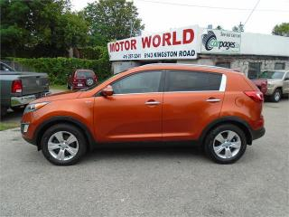 Used 2011 Kia Sportage EX w/Luxury Pkg for sale in Scarborough, ON