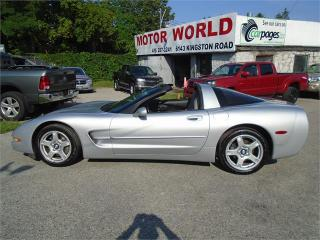 Used 1999 Chevrolet Corvette for sale in Scarborough, ON