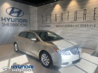 Used 2013 Buick LaCrosse E-ASSIST+HYBRIDE+DEMARREUR+CRUISE for sale in Sherbrooke, QC